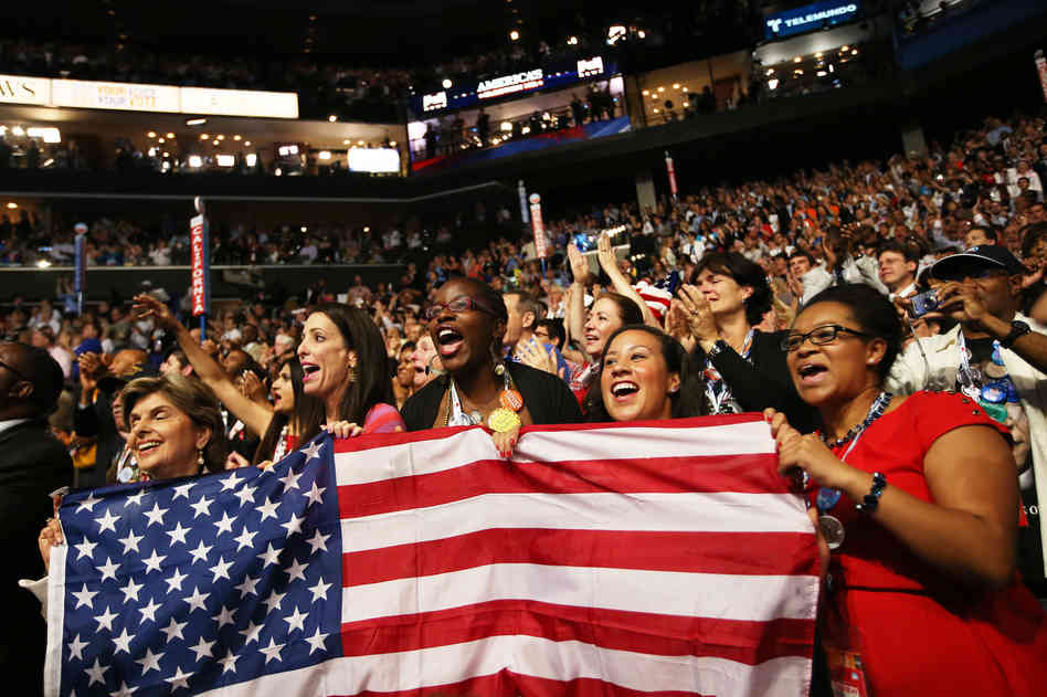 Democratic Convention 2012